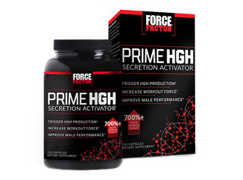 Prime HGH by Force Factor