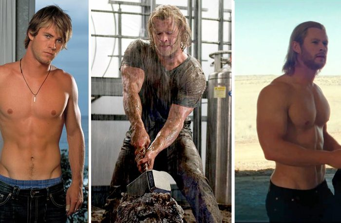 chris hemsworth supplements