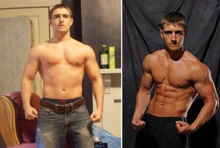 dianabol before and after