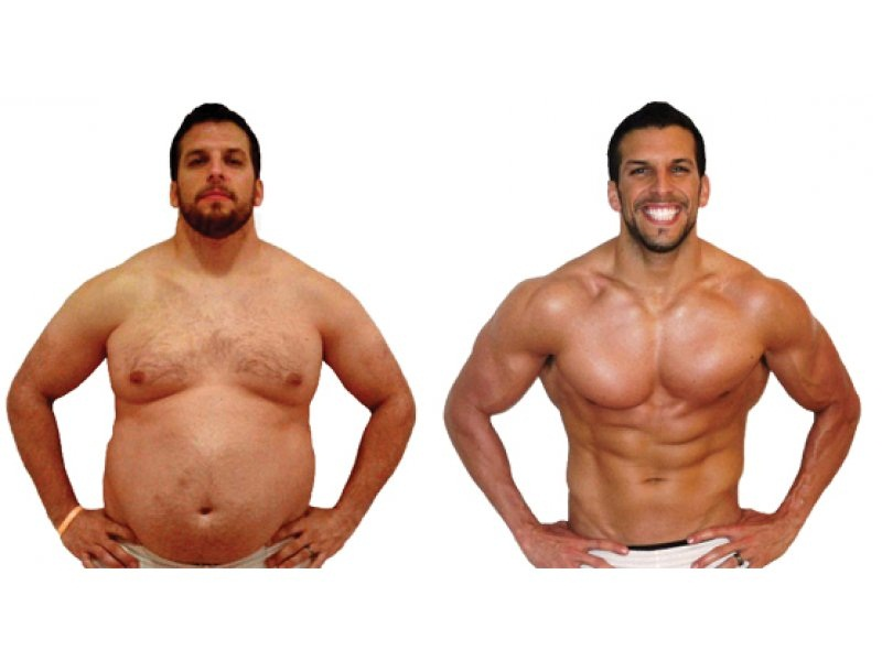 Bulking phase: steroids transformation