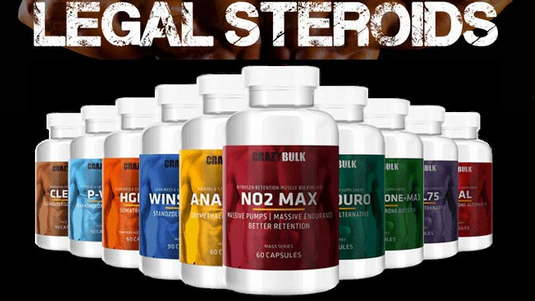 Legal steroids – what is it | What harm can steroids do?