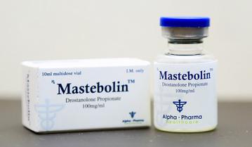 Masteron (Mastebolin)