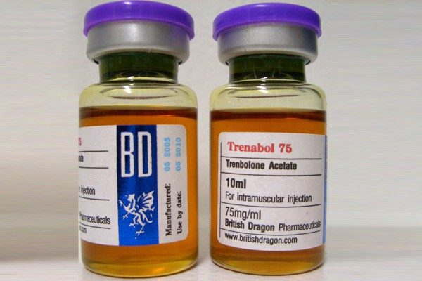 Trenbolone Acetate by BM Pharmaceuticals