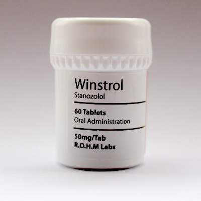 Oral Stanozolol (Winstrol)