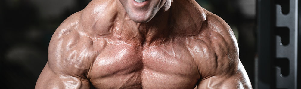 Immediate mass gain is a sign of steroid use