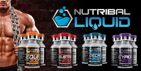 Legal Steroids by Nutribal Liquid