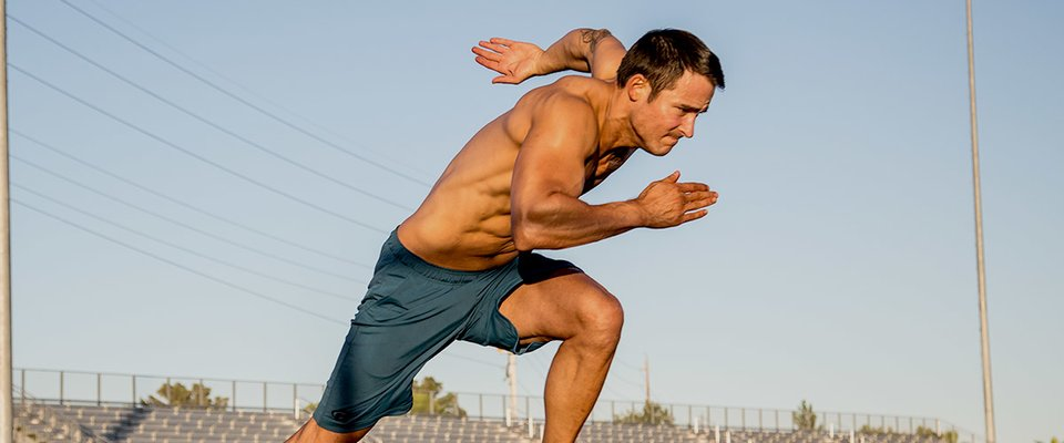 running and bodybuilding