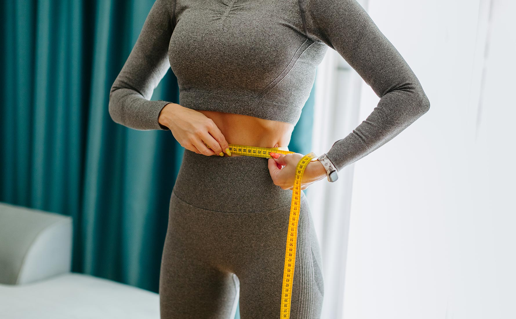 how to make your waist smaller